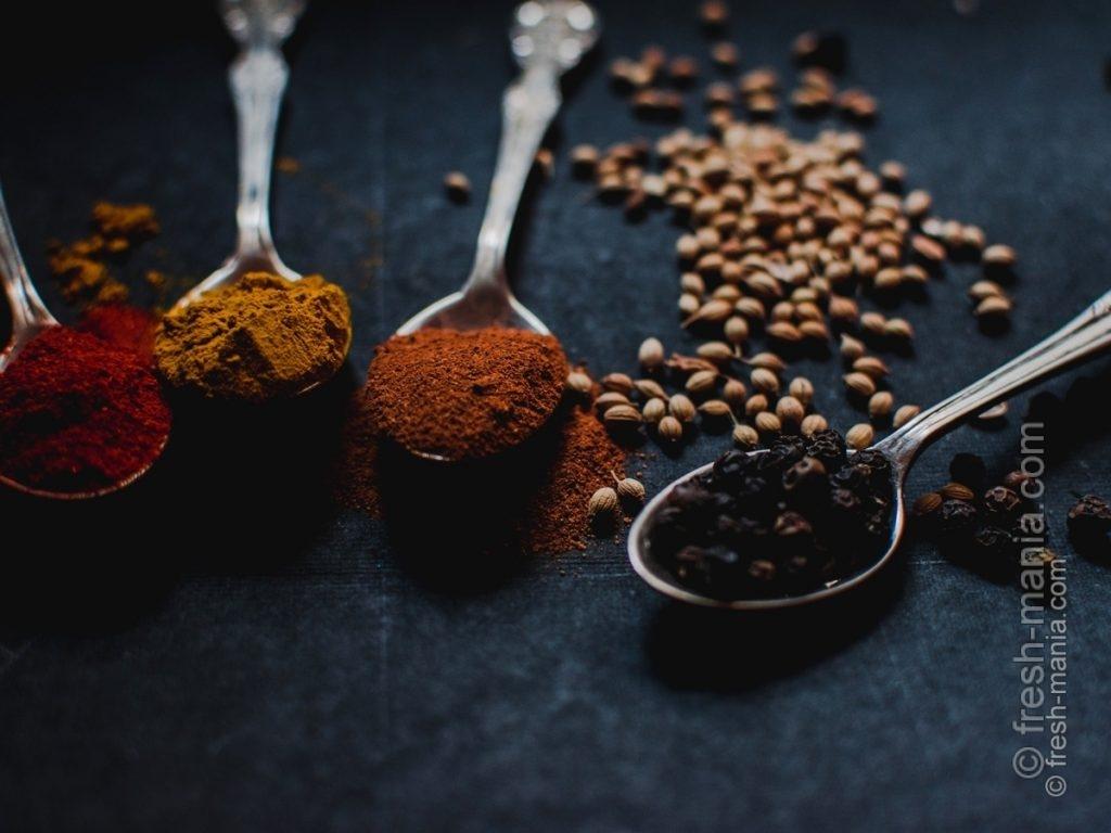 Природные усилители вкуса и здоровья