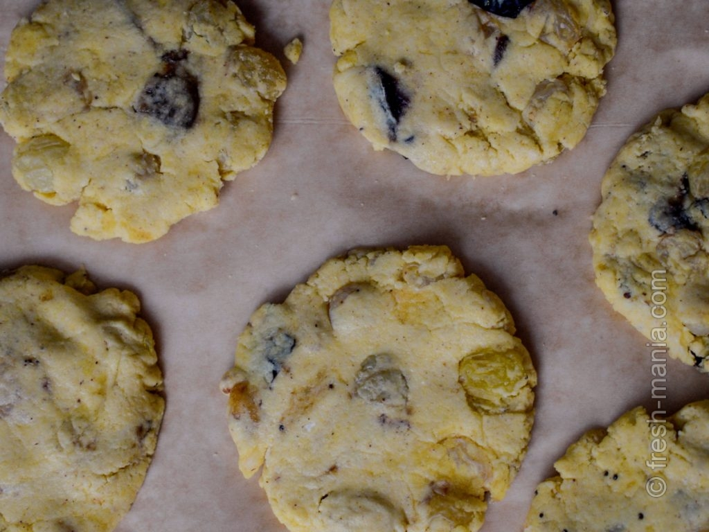 Формируем печеньки