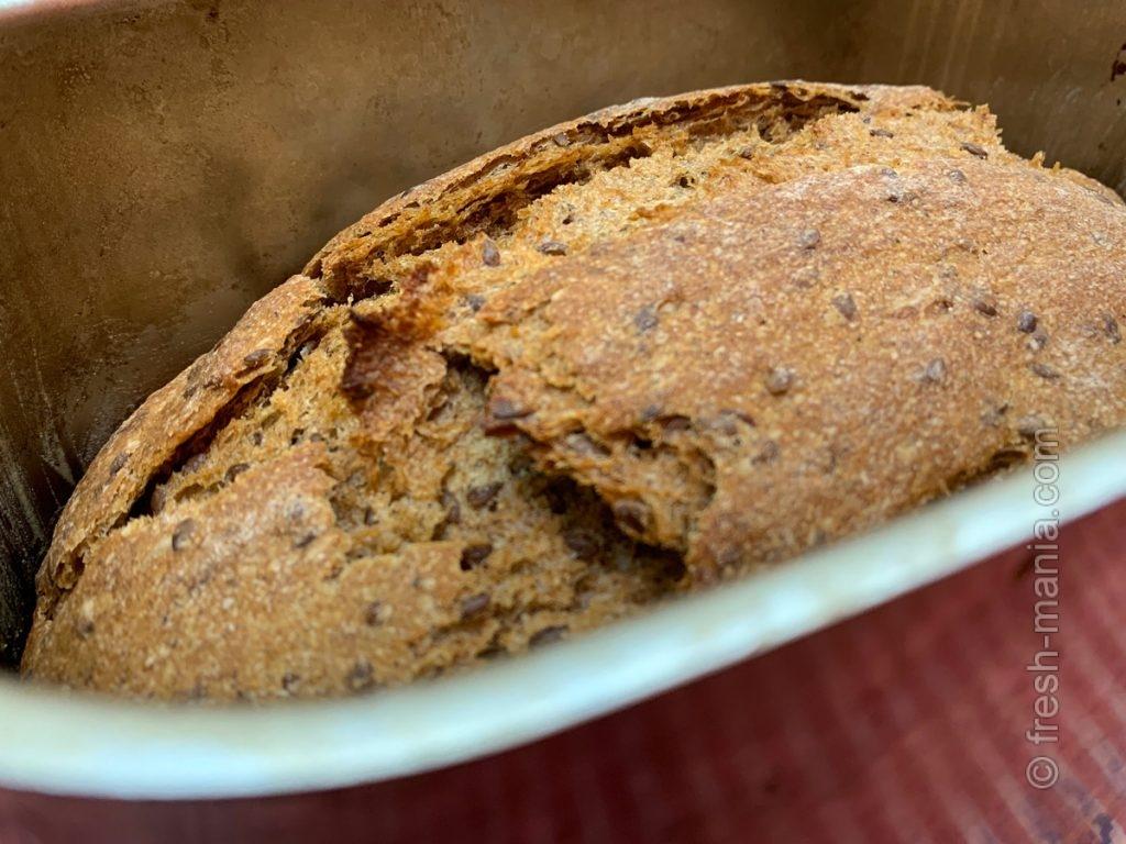 Ароматный домашний хлеб