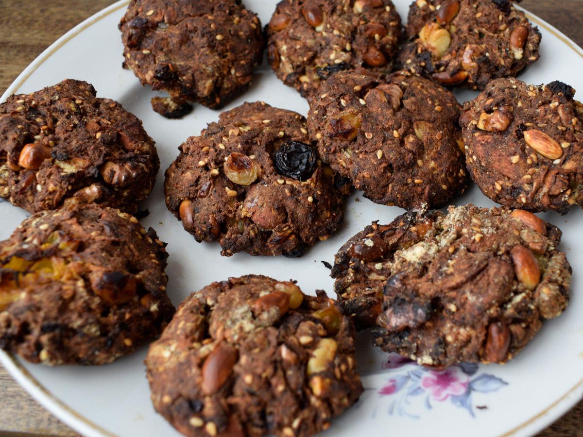 Вкусное и полезное фитнес-печенье