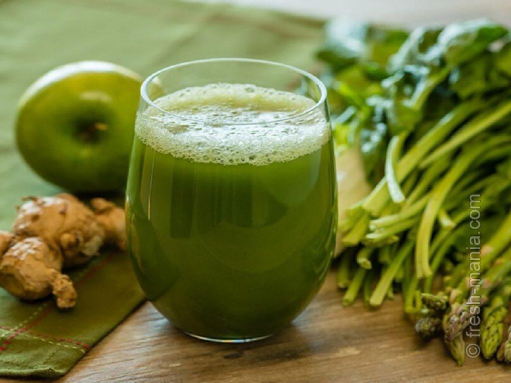 Для диеты нужны исключительно соки холодного отжима