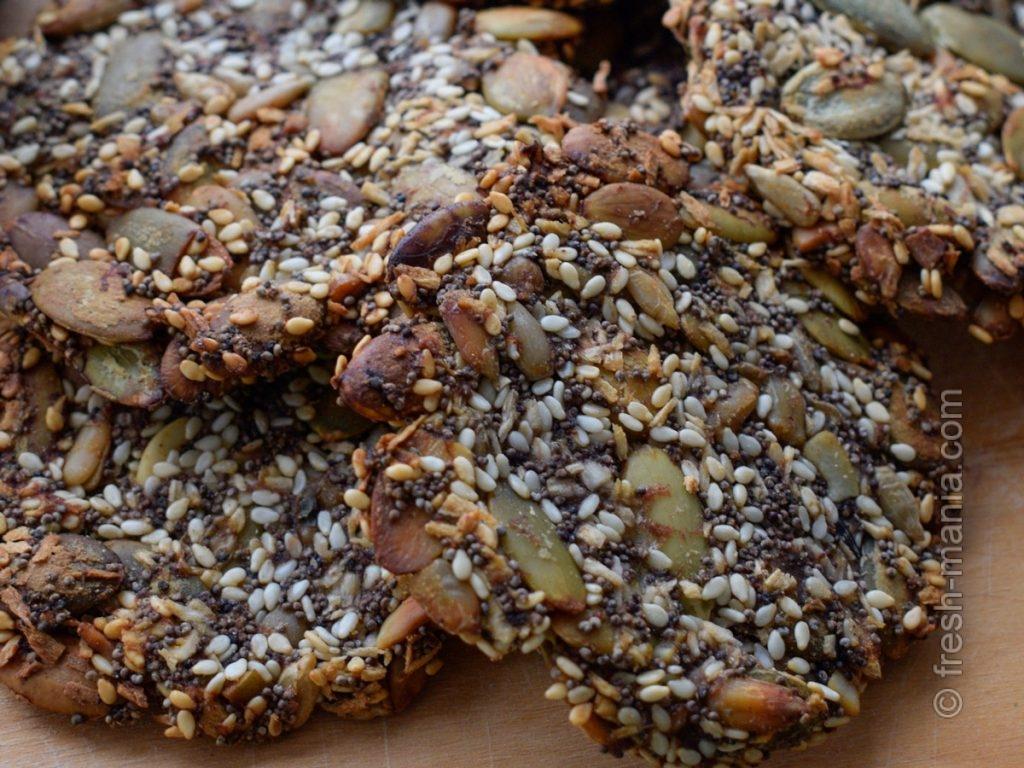 Вкусные тыквенные печеньки