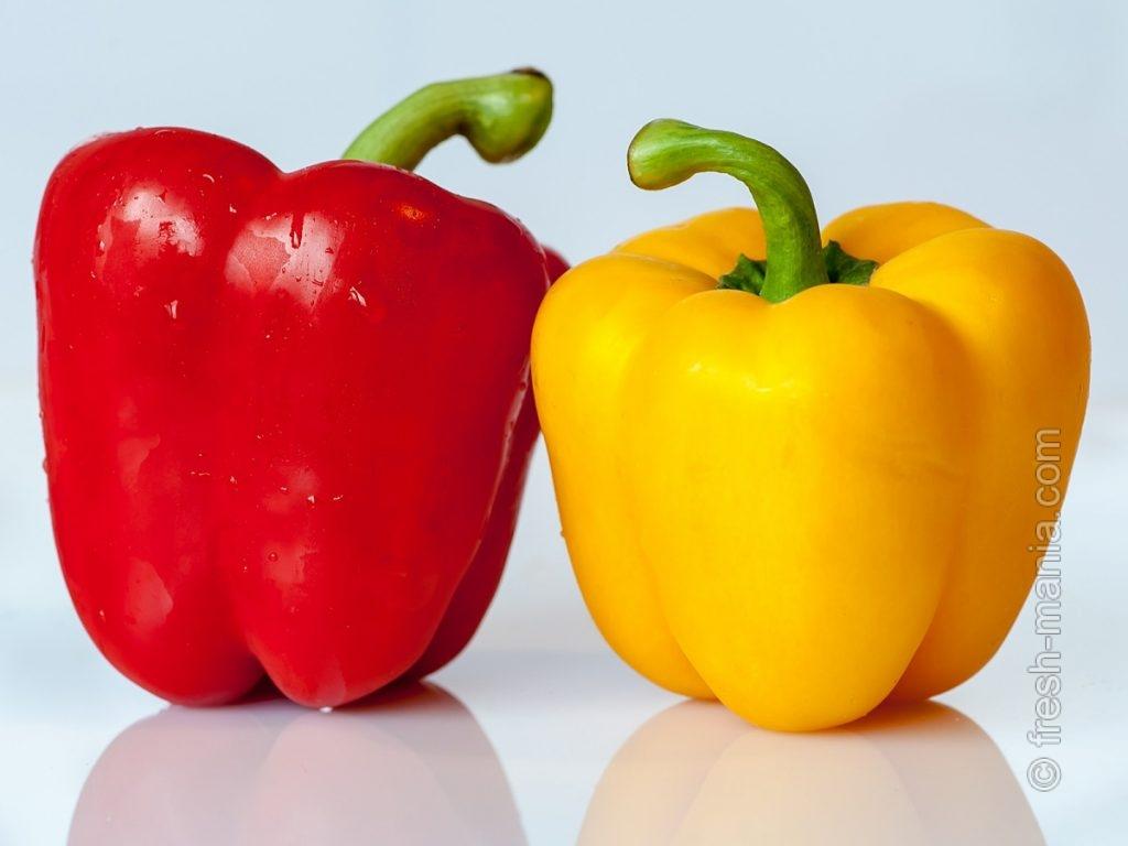 Болгарский перец – красавчик от природы