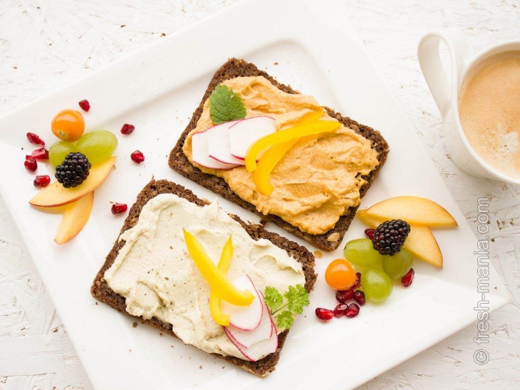 Получать визуальное наслаждение от еды – получать больше пользы
