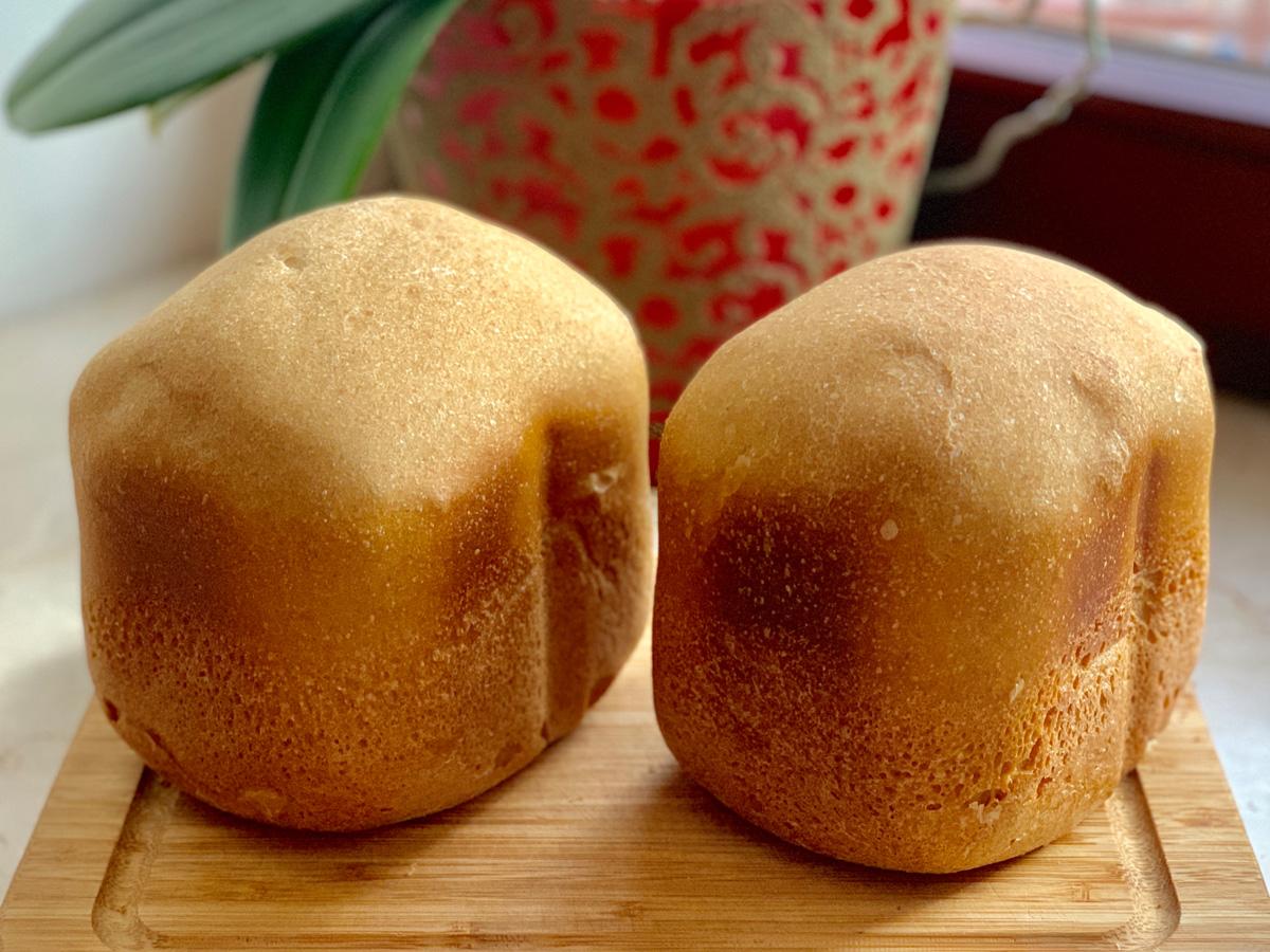 Хлеб пшеничный на закваске для тех, кто на работе