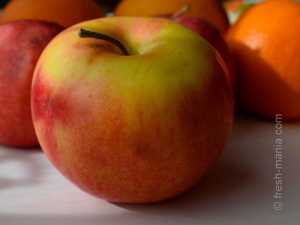 Яблоки в свежем и сушеном виде – доступный ощелачивающий продукт