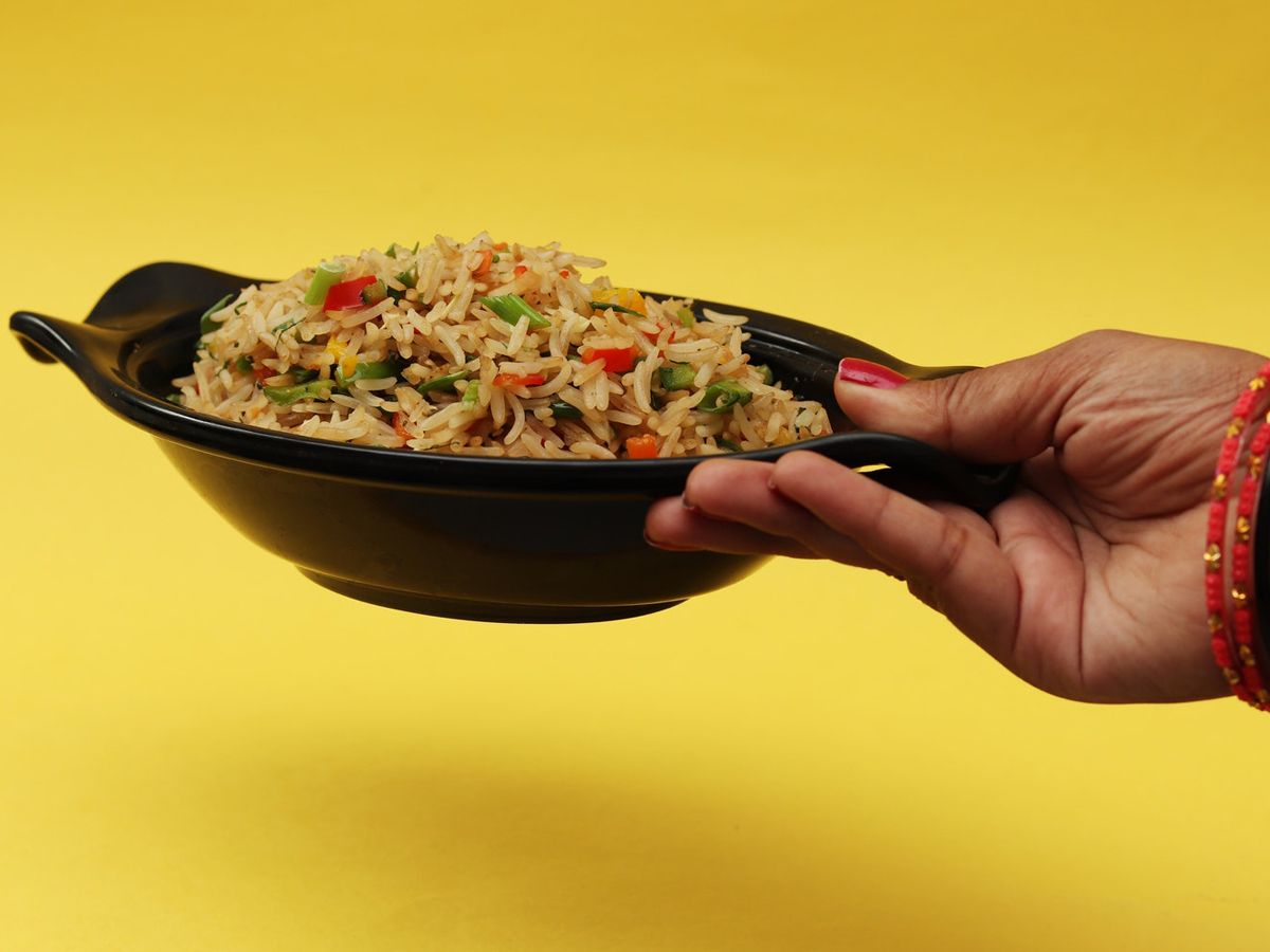 Бурый рис: варианты приготовления