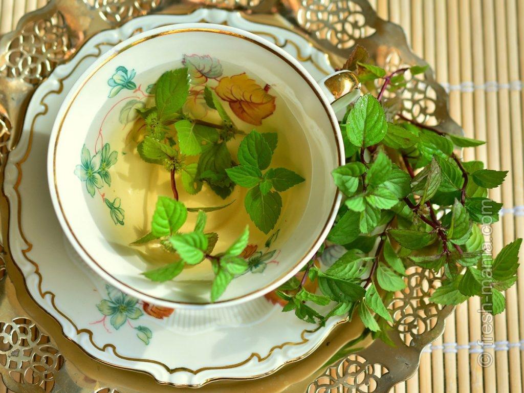 Травяные чаи тоже должны стать привычкой