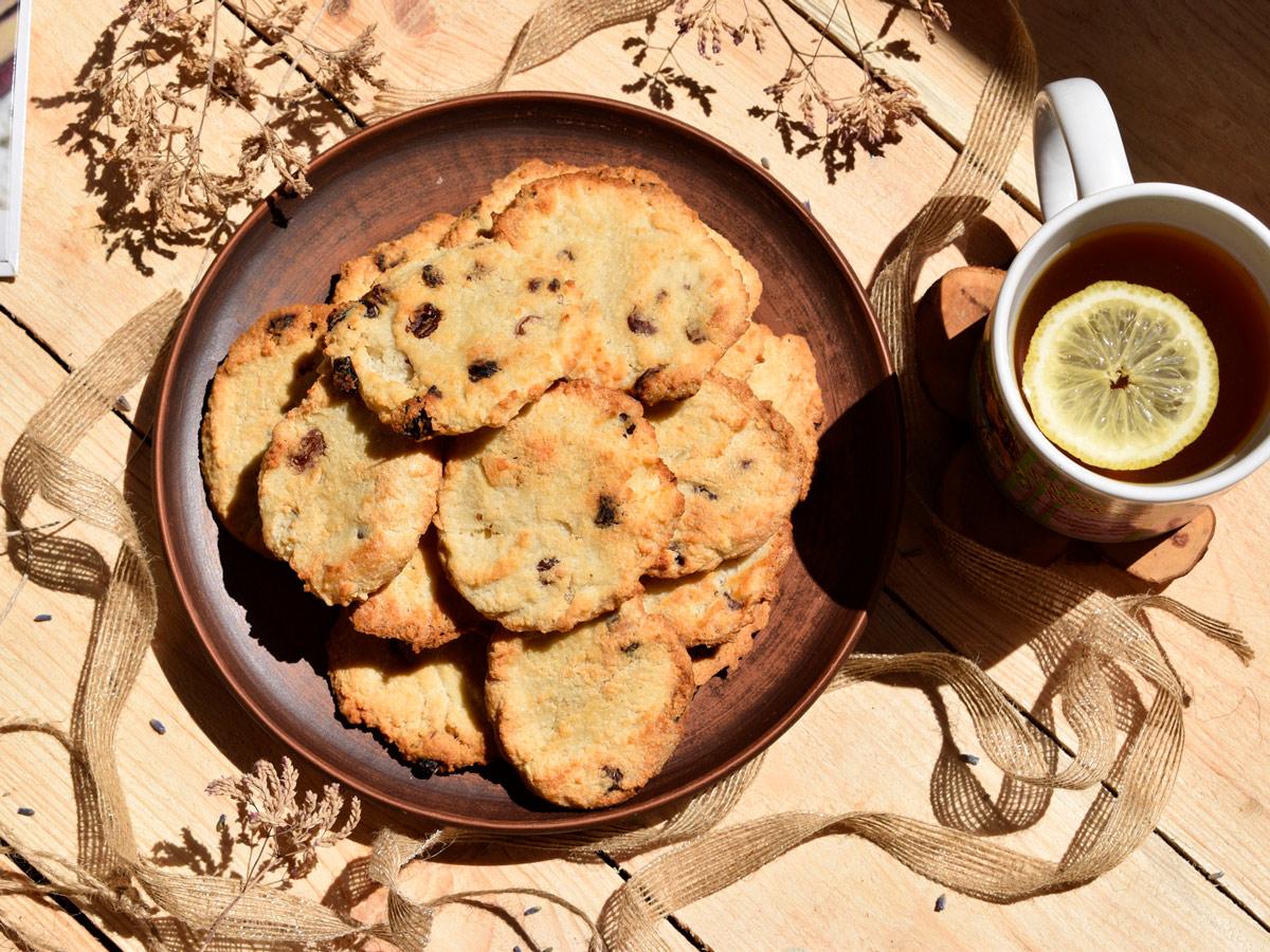 """""""Сырники"""" или печенье из миндального жмыха и кокосовой муки"""