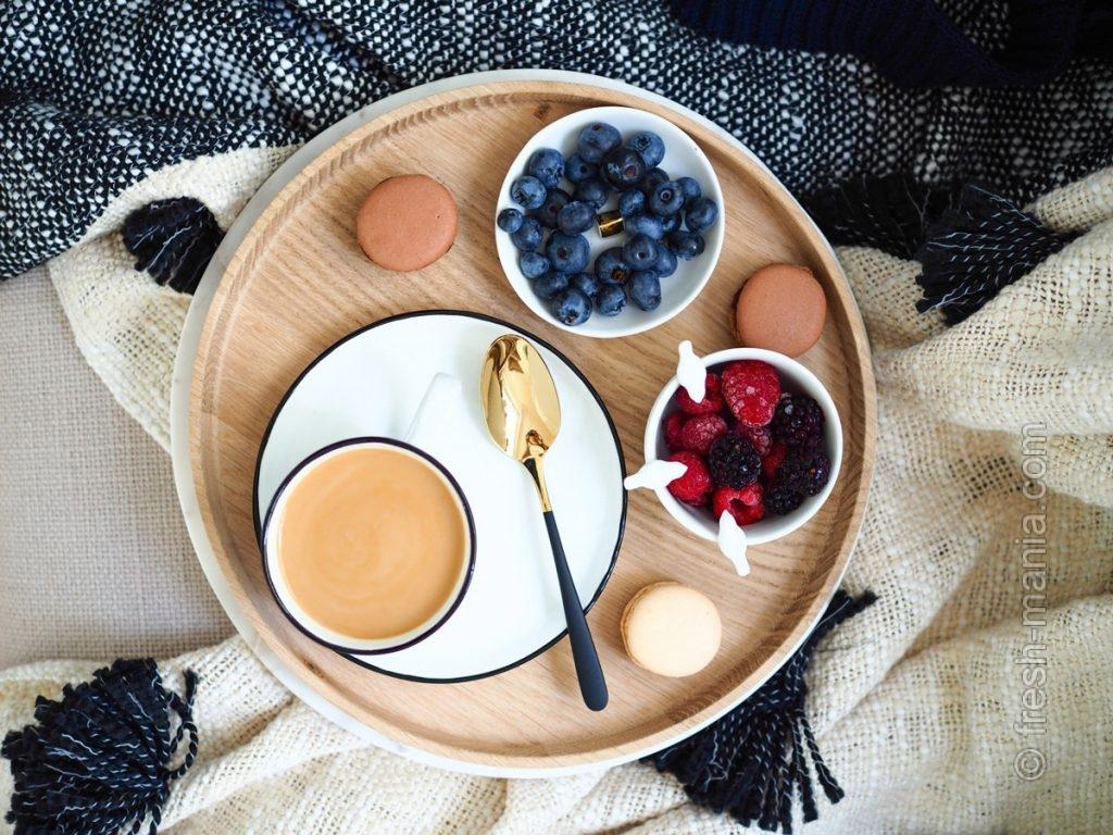 Ягоды подарят организму не меньше энергии, чем кофе