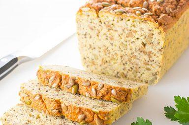 кето-хлеб