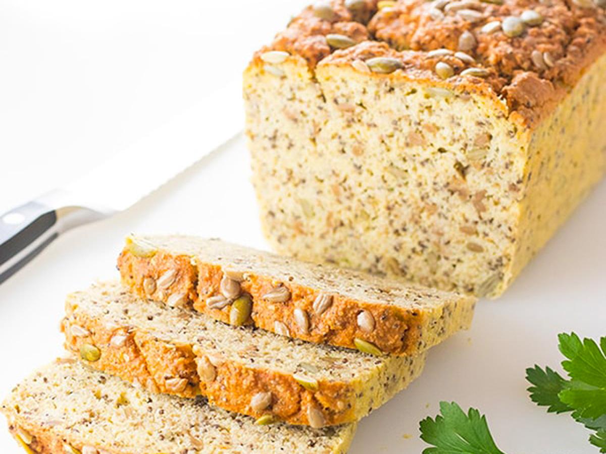 Здоровый кето-хлеб поможет преодолеть тягу к углеводам