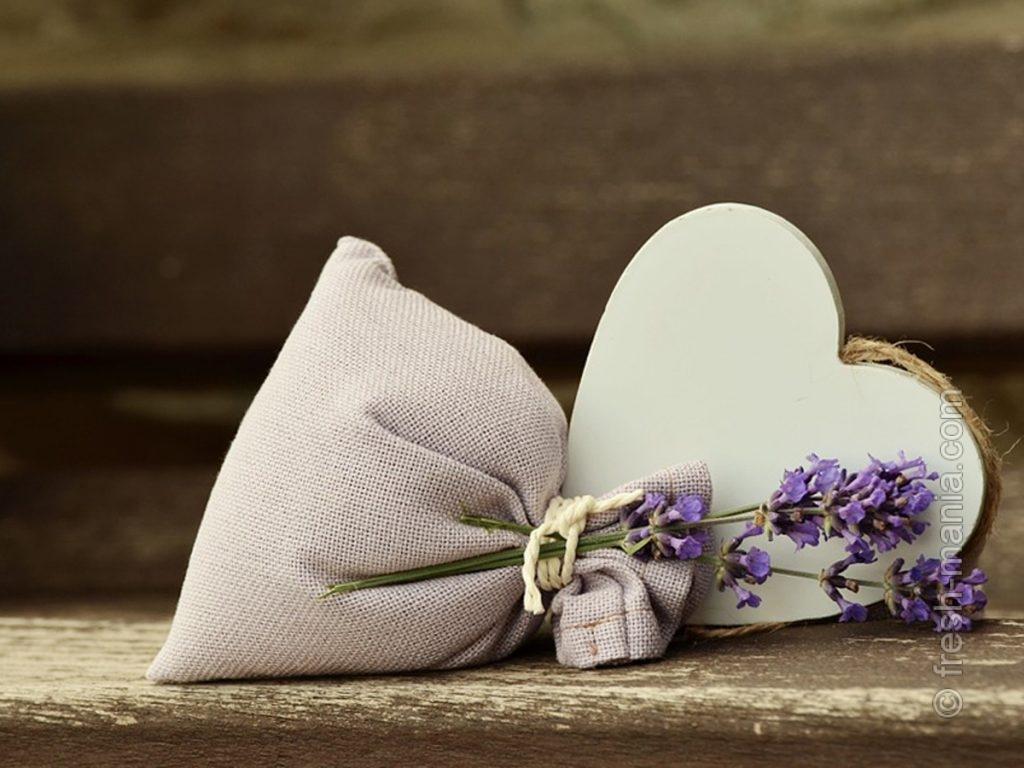 Лавандовый саше – натуральный ароматизатор