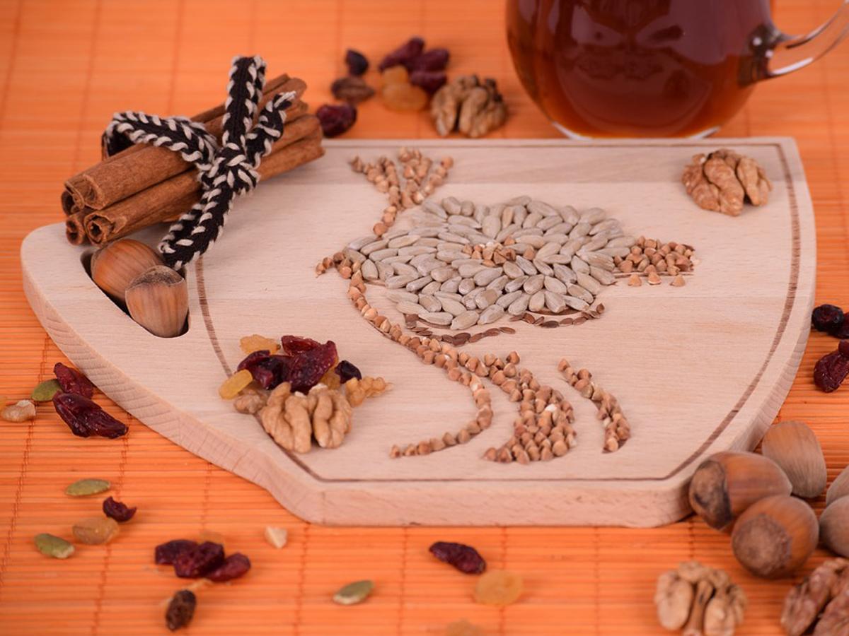 Орехи и семечки: ТОП-10 для ежедневного рациона
