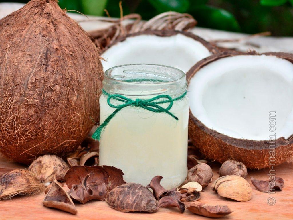 Кокосовая вода – секретный ингредиент