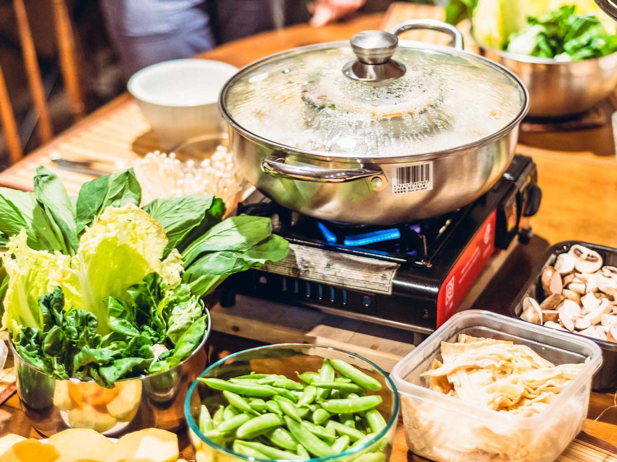 Сытные вегетарианские блюда на обед