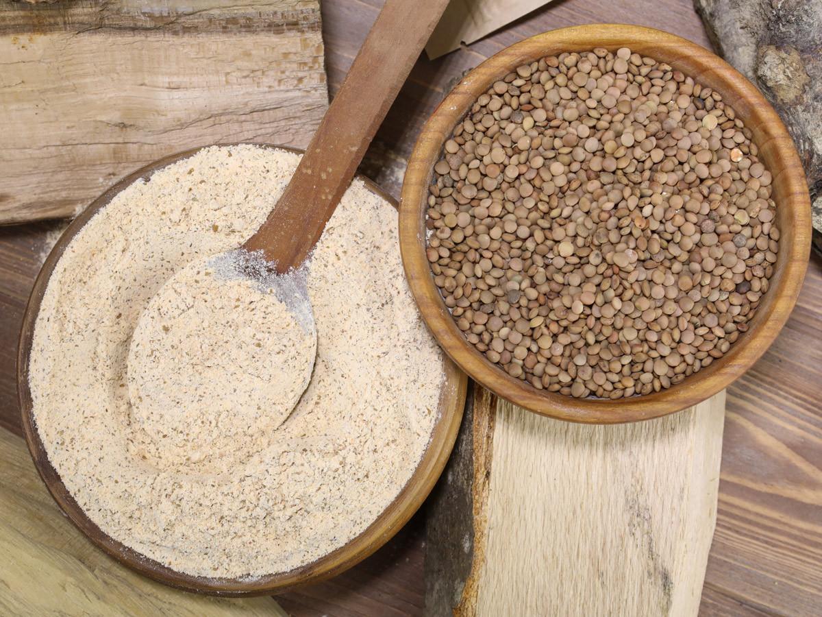 Чечевичная мука – идеальный продукт при диабете и болезнях сердца