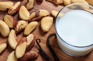 рецепты растительного молока