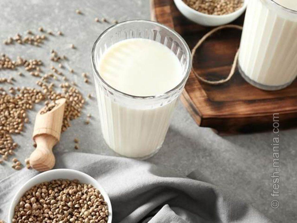 Конопляное молоко – источник редких элементов
