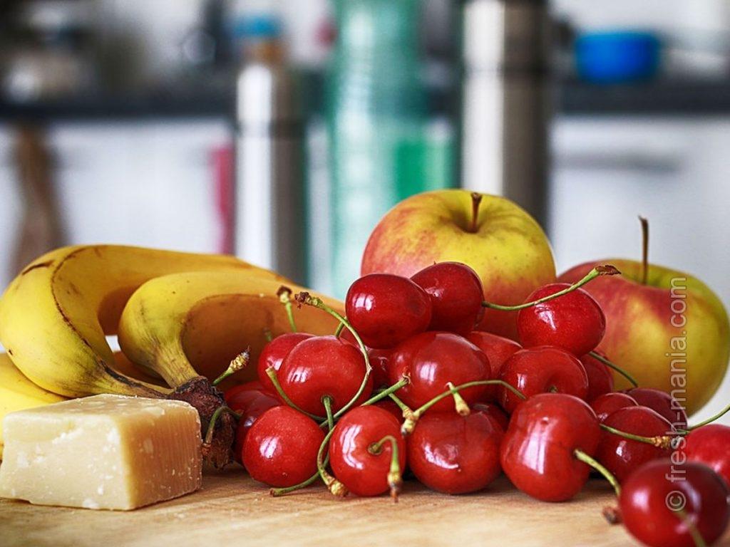 Употребляя фрукты, нужно придерживаться некоторых правил