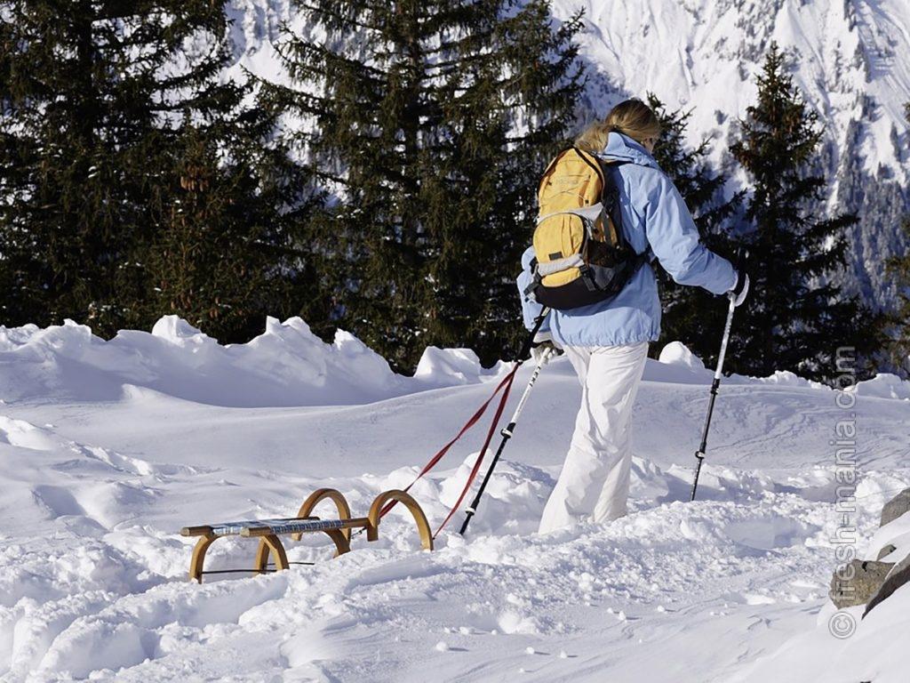 Любимые зимние активности