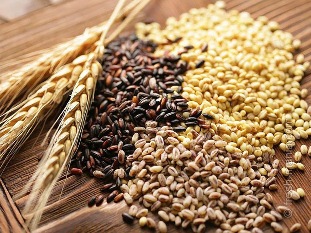 """Цельное зерно тоже """"нравится"""" головному мозгу"""