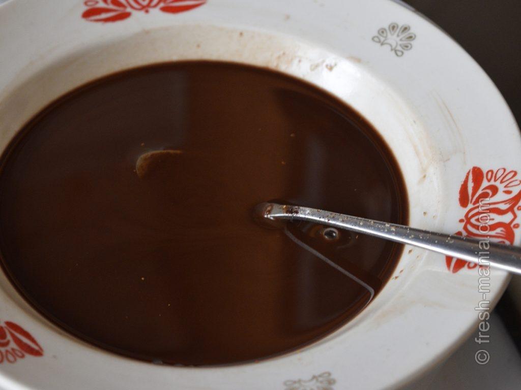 3 температурных перепада – одно из условий вкусного и красивого шоколада