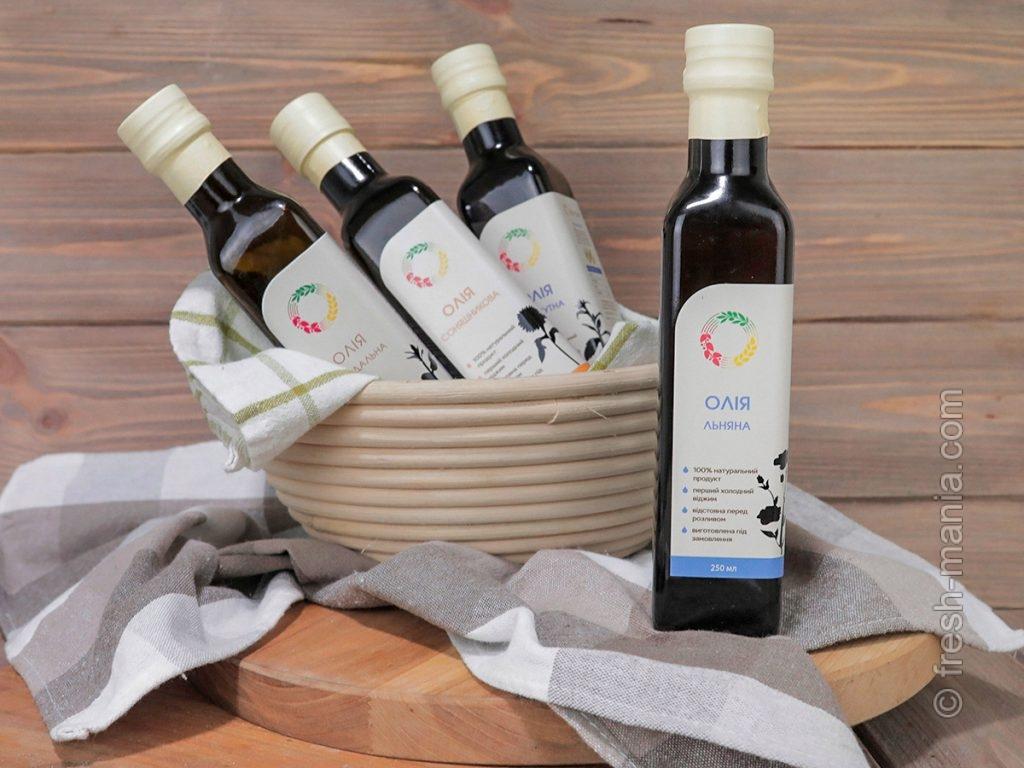 Полезные растительные масла для беременных