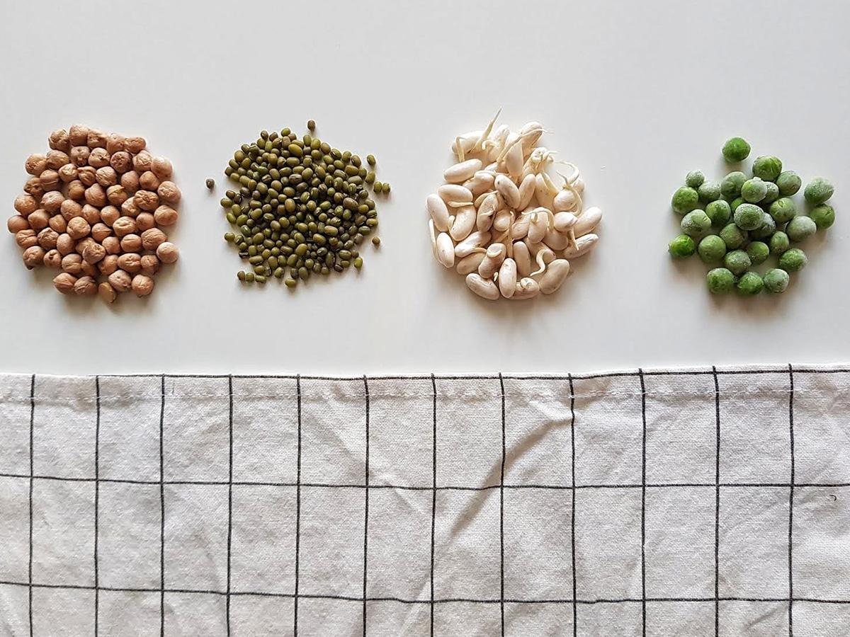 ТОП-7 продуктов, содержащих растительный белок
