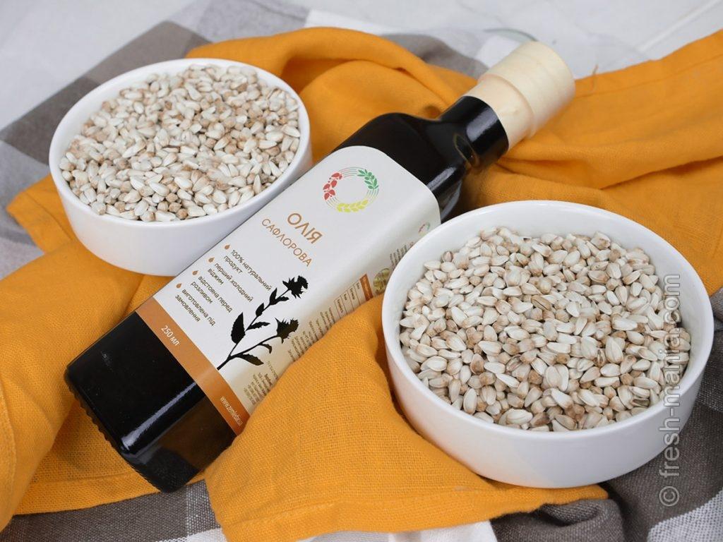 Сафлоровое масло обновляет кожу и улучшает ее структуру