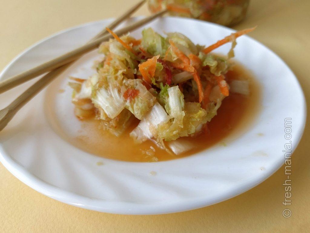 Полезная вкуснятина из Кореи
