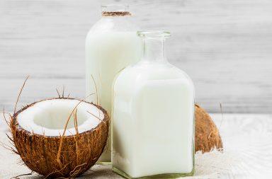 кокосовие сливки