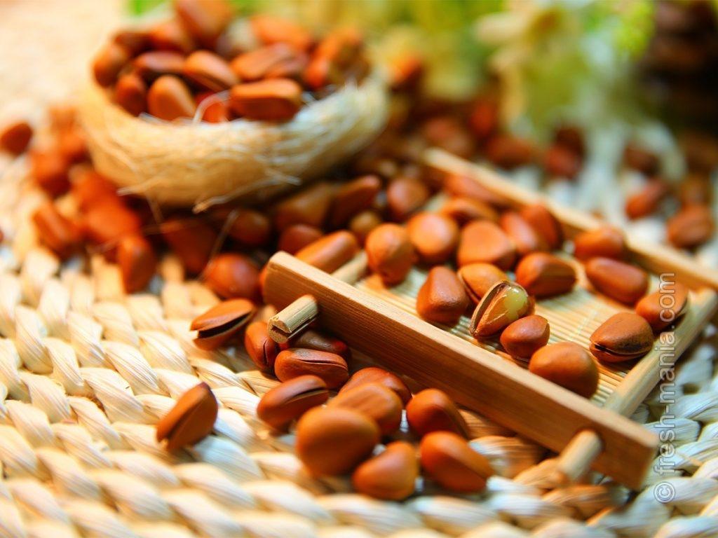 Кедровые орешки – сырье для ценного масла