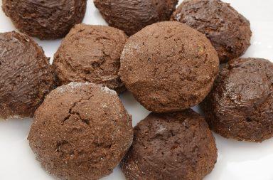 Тесто для шоколадных ПП-пряников