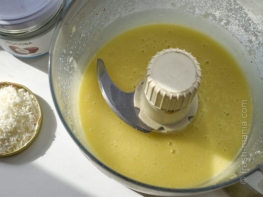 Для приготовления крем-меда нужен хороший стационарный блендер