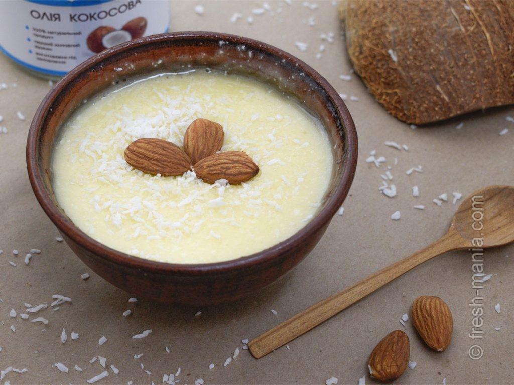 Крем-мед с ароматом кокоса