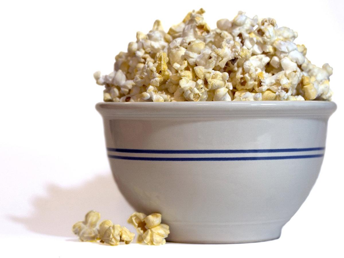 Как приготовить домашний полезный попкорн
