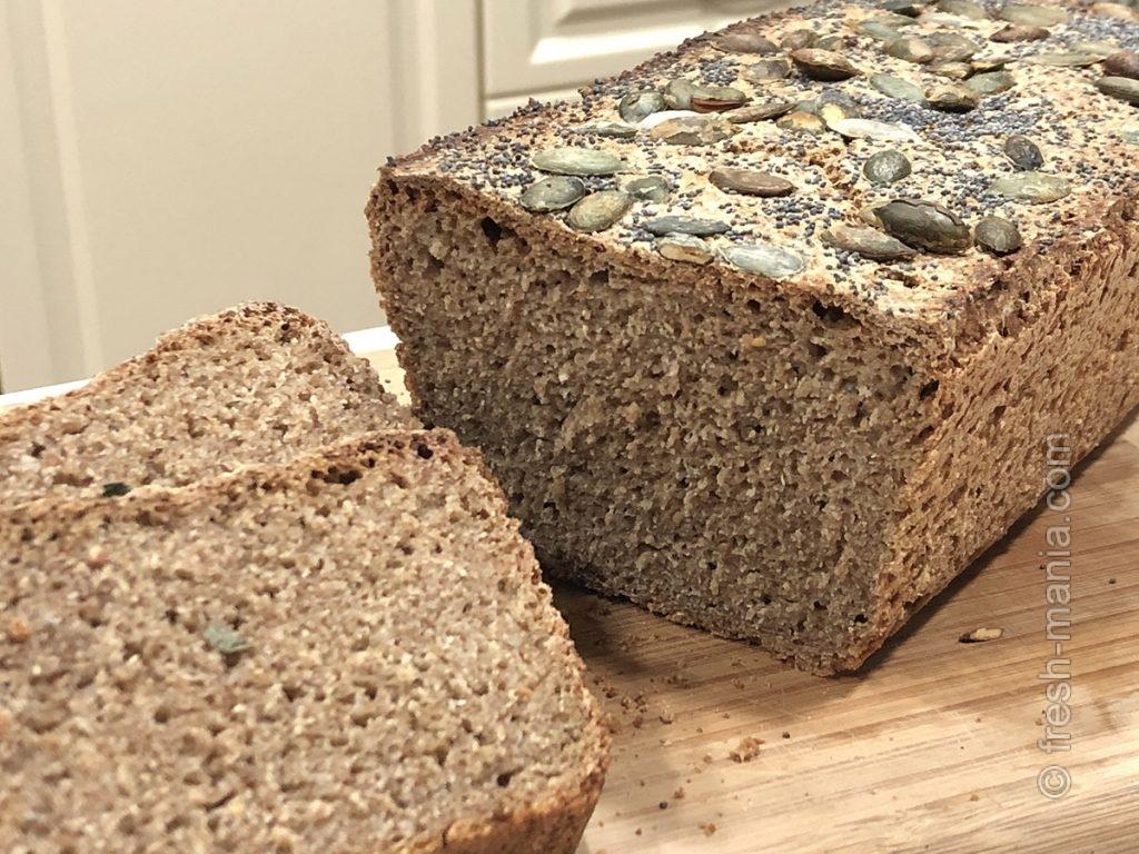 Домашний хлеб на закваске может испечь каждый