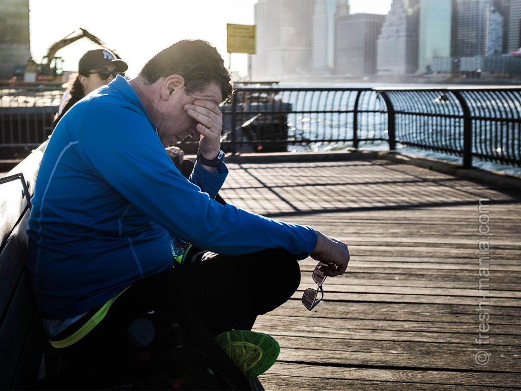Слабость, одышка, головокружение могут быть симптомами нехватки железа