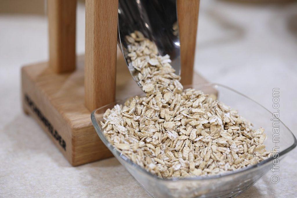 Основа полезного завтрака – зерновые хлопья