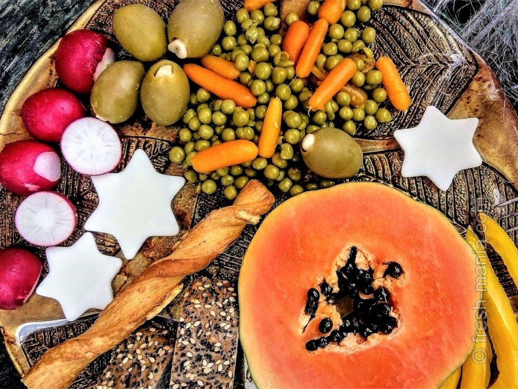 Растительная пища – основа ПП