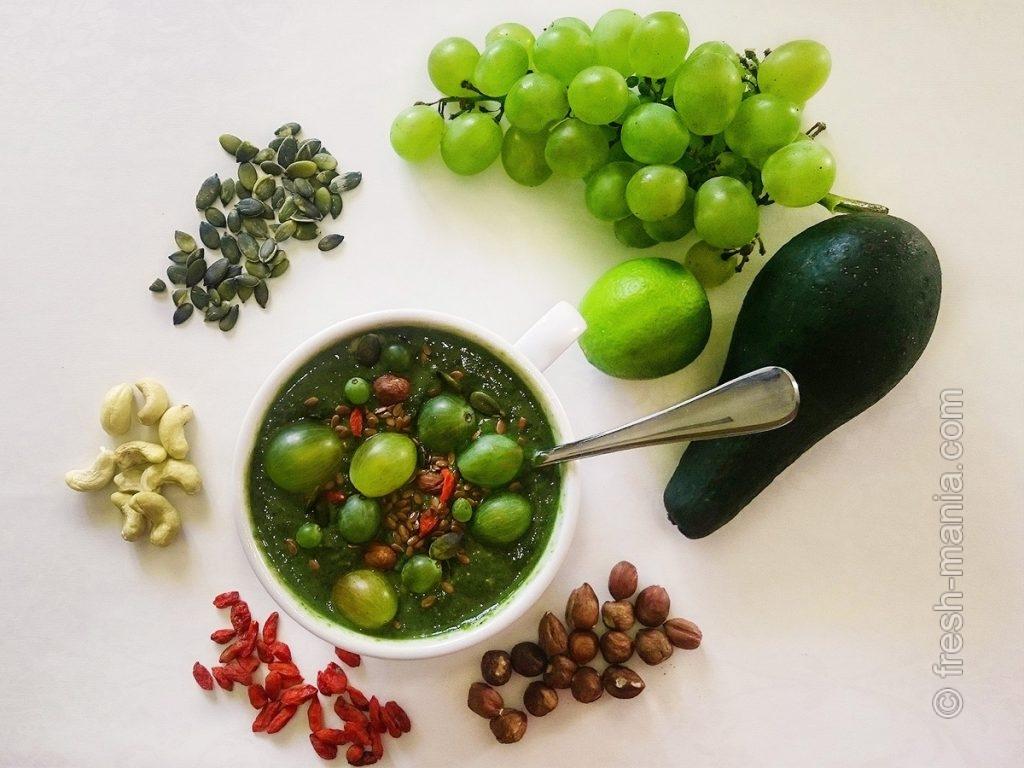 Полезными для организма будут только органические продукты