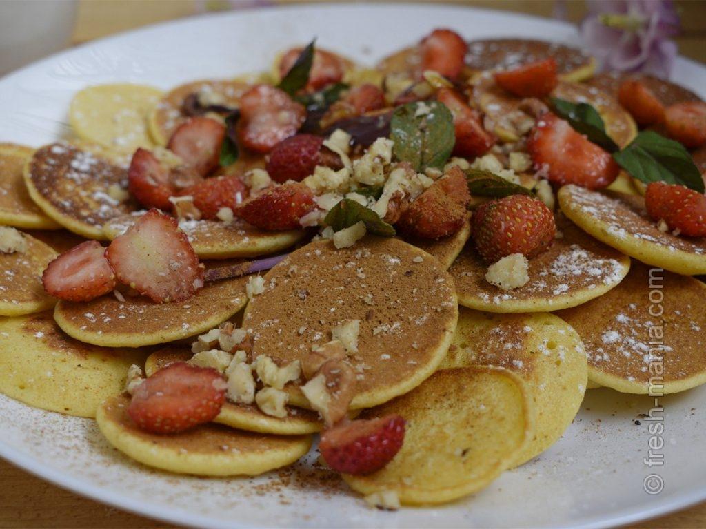 Красивый завтрак для всей семьи