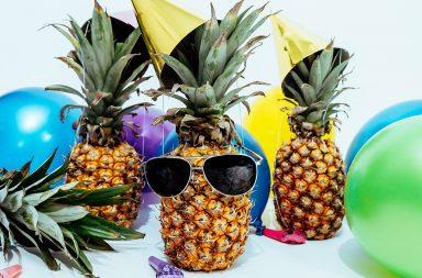ананасы, детокс-соки, похудение, соки холодного отжима