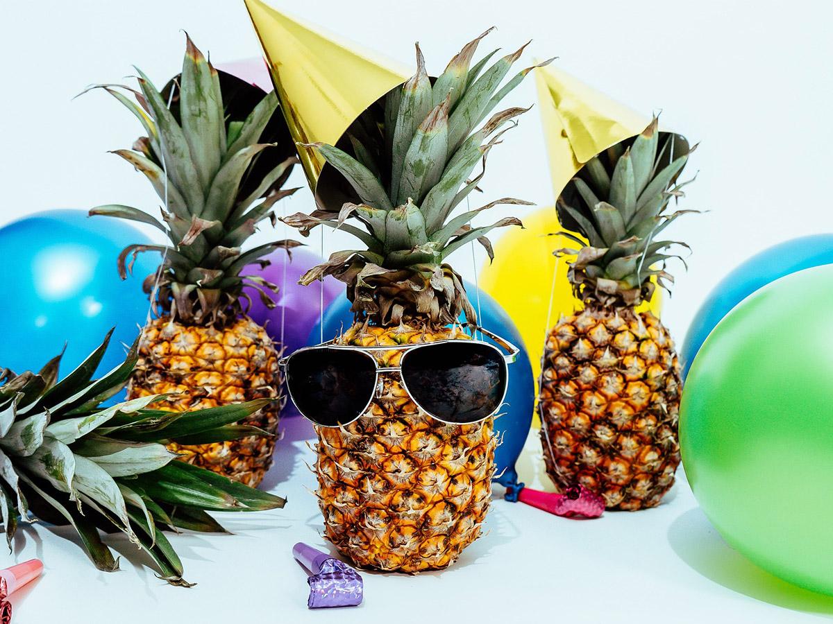 5 причин полюбить ананасовый сок
