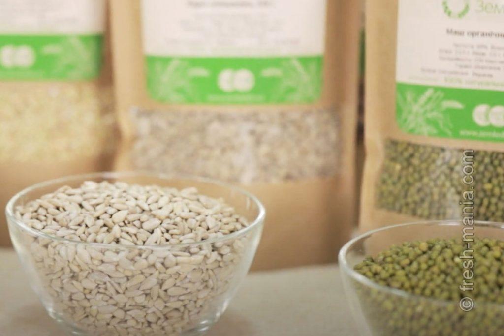 """Используйте для проращивания качественные семена """"Земледар"""""""