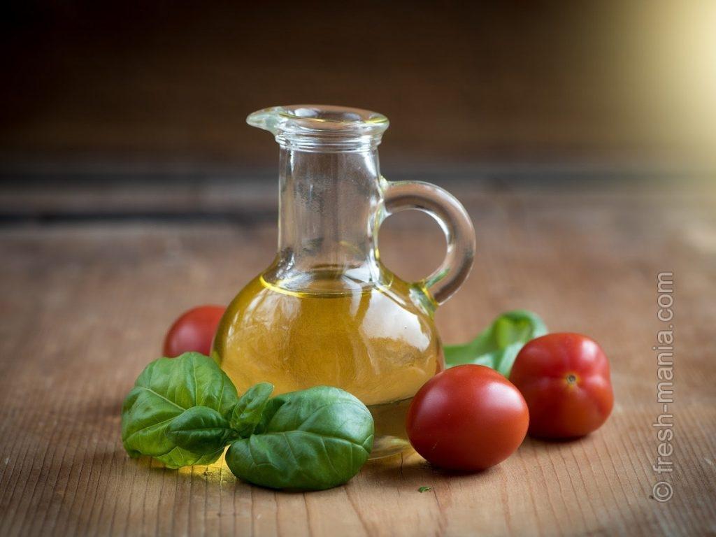 Универсальная заправка – ароматное масло холодного отжима